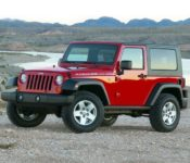 2019 Jeep Rubicon Unlimited Hard Rock White Wheels