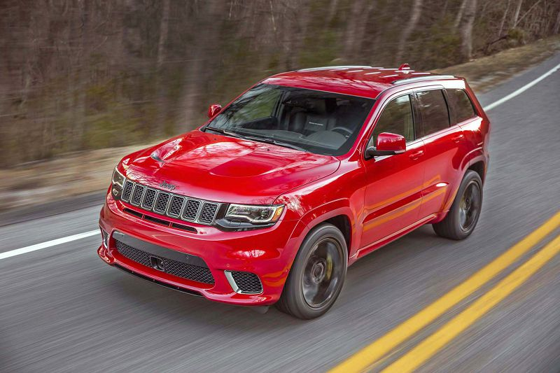 2019 Jeep Srt8 Hellcat New Horsepower 2015 For Sale