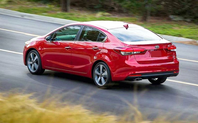 2019 Kia Forte Sx Turbo Ratings Radio