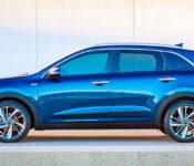 2019 Kia Niro Range Roof Rack Cross Bars Suv