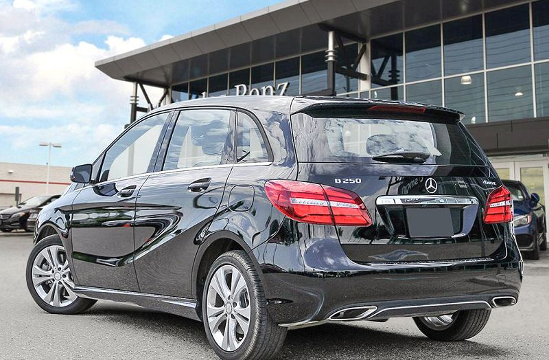 Mercedes B Class Used Car Review