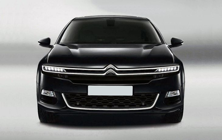 2019 Citroen C5 Undertray Usa Occasion