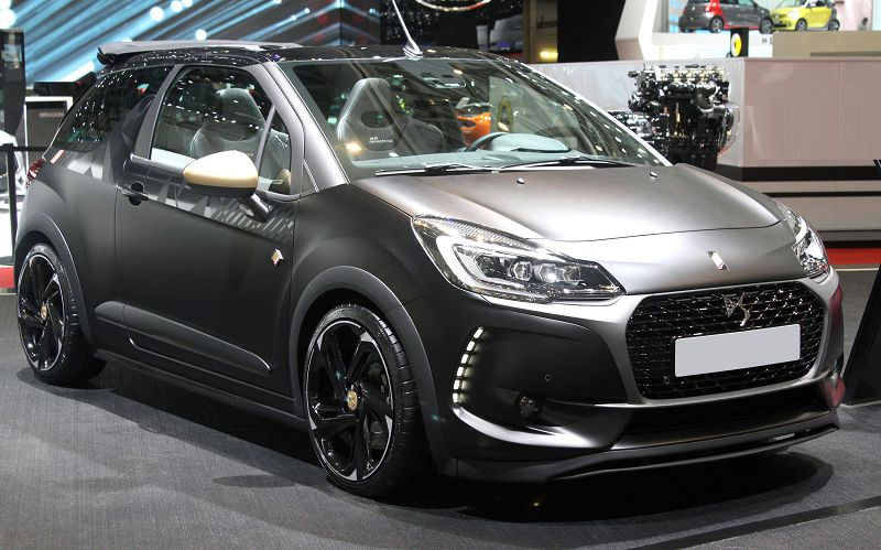 2019 Citroen Ds3 Offers Oil Filter Location Occasion