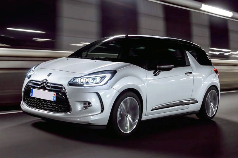 2019 Citroen Ds3 Thp Top Speed Tuning