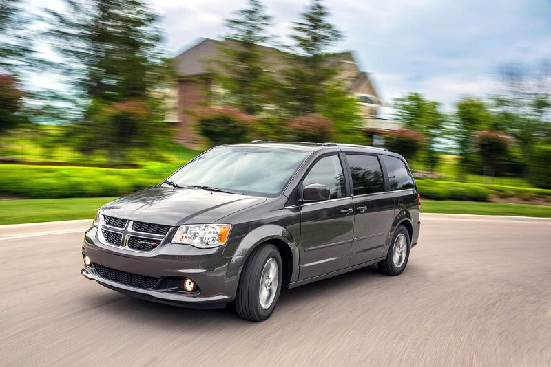 2019 Dodge Caravan Oil Type New Navigation