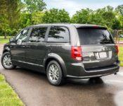 2019 Dodge Caravan Pictures Minivan Oil Change Interval