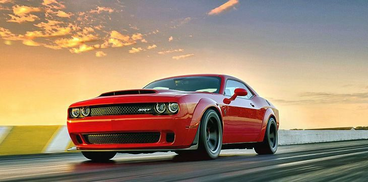 2019 Dodge Challenger Demon 2018 0 60 For Sale