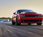2019 Dodge Challenger Demon Pictures Red Rims