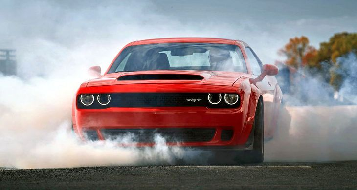 2019 Dodge Challenger Demon Release Date Top Speed Ringtone