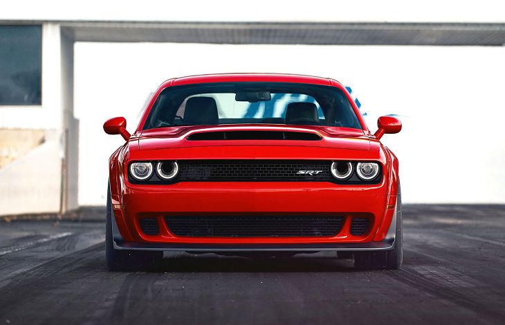 2019 Dodge Challenger Demon Stats 2018 Top Speed Price 2018