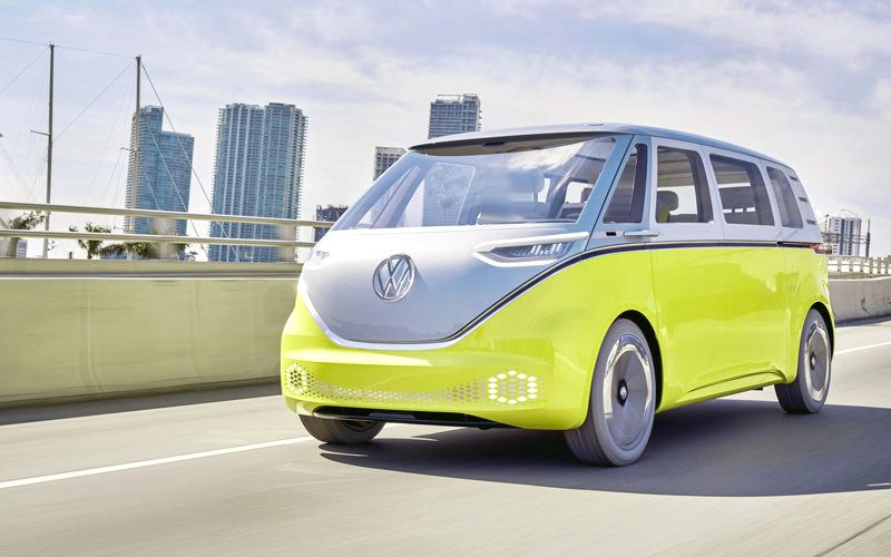 2019 Volkswagen Kombi Sportline Singapore Split Window