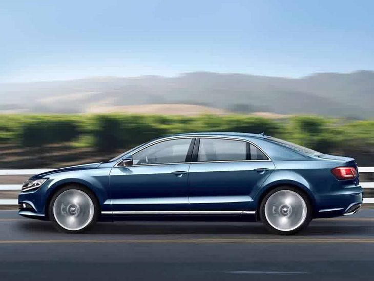 2019 Volkswagen Phaeton 2017 Price Olx W12 Top Speed