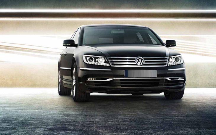 2019 Volkswagen Phaeton Pret Problems Pictures
