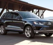2019 Volkswagen Touareg Price Review Hybrid