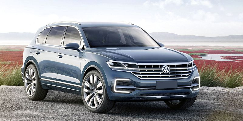 2019 Volkswagen Touareg Tdi For Sale Diesel Towing Capacity