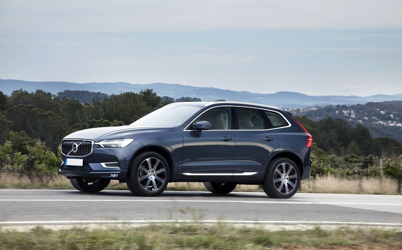 2019 Volvo V60 Date T5 Dynamic T6 R Design Platinum