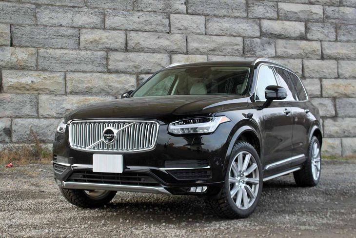 2019 Volvo Xc90 Configurations T6 Inscription