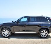 2019 Volvo Xc90 Design Specs T8 Rear Entertainment System