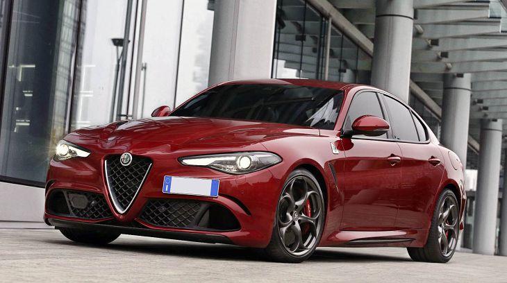 2019 Alfa Romeo Giulia Q4 Quadrifoglio 0 60 Weight