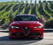 2019 Alfa Romeo Giulia Reliability Quadrifoglio Manual Interior