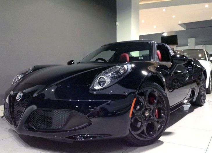 2019 Alfa Romeo Spider 4c Price For Sale