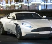 2019 Aston Martin Db11 Test Drive Rear Stats