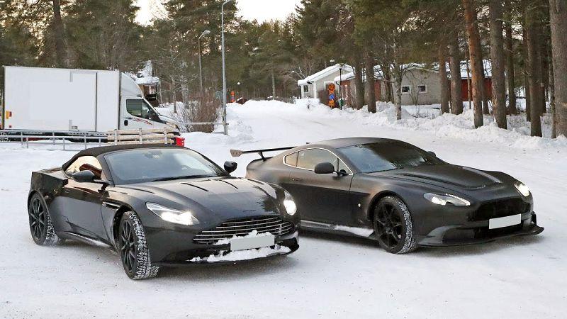2019 Aston Martin Db11 Toy Car Transformers Tuning