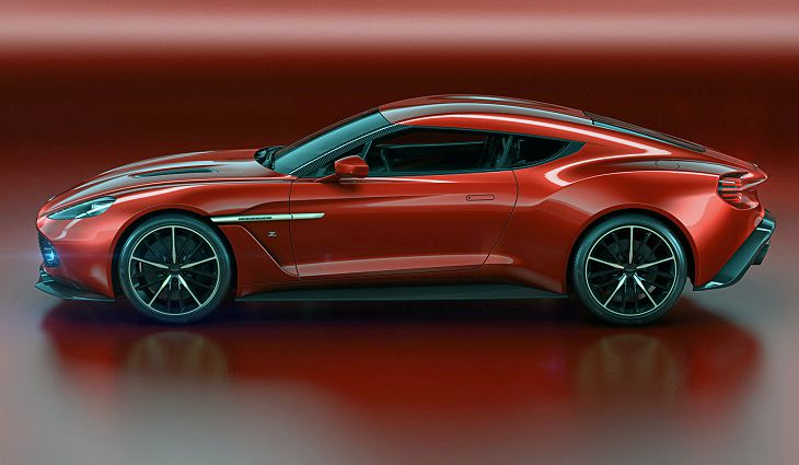 2019 Aston Martin Vanquish Zagato Dbs By Horsepower Msrp