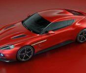 2019 Aston Martin Vanquish Zagato Vantage 1987 Volante V12