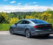2019 Audi A5 Sportback Size Scuba Blue Sport