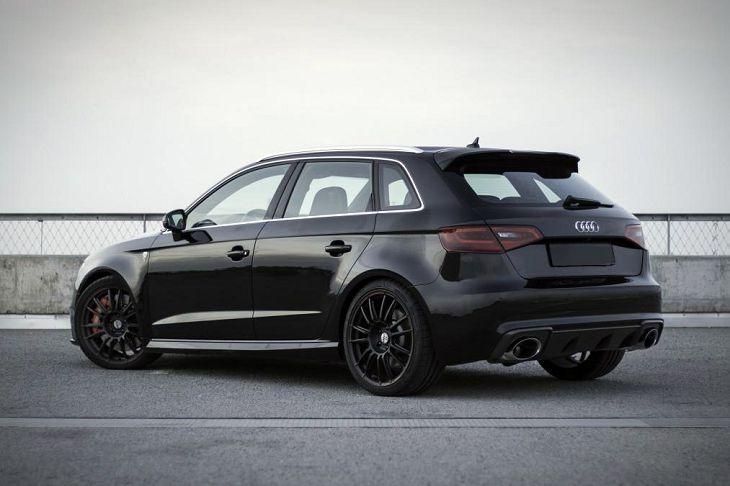 2019 Audi Rs3 Black Saloon Price Facelift