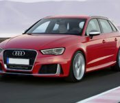 2019 Audi Rs3 Engine Exhaust Berline