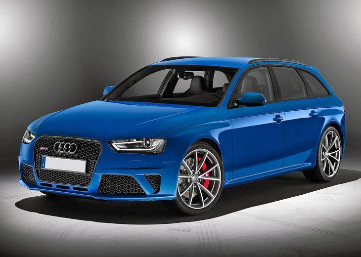 2019 Audi Rs4 Sedan Grill Horsepower