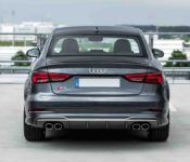 2019 Audi S3 Sedan Review Saloon Release Date