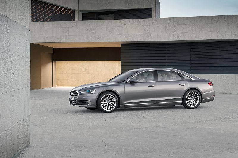 2019 Audi S8 Plus Review For Sale Price