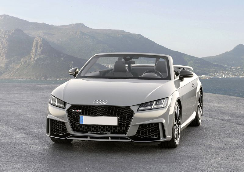 2019 Audi Tt Rs Tuning Uk Quattro Test Drive