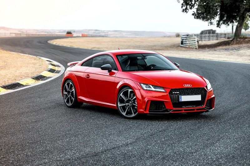 2019 Audi Tt Rs Used Interior Coupe Spirotours Com