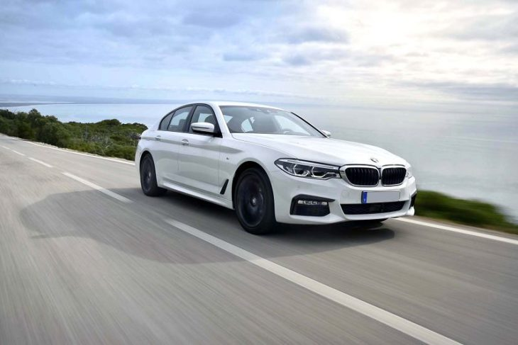 2019 Bmw 540i 0 60 Mpg M Sport Xdrive