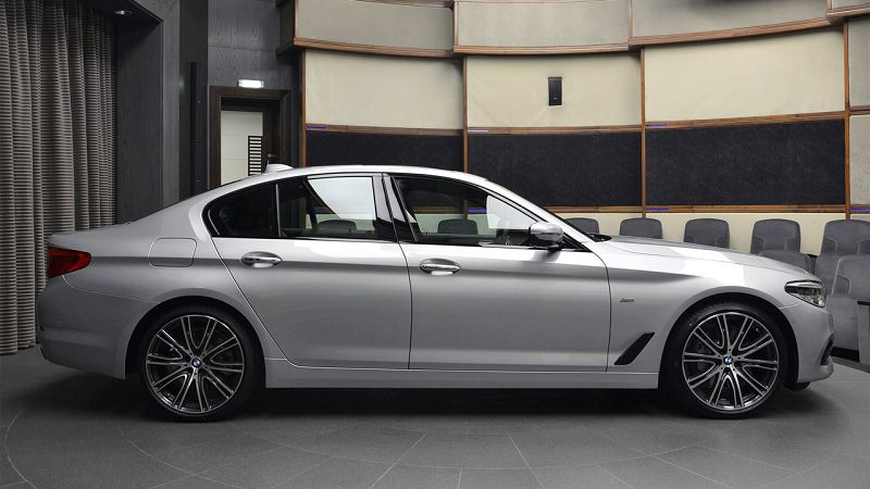 2019 Bmw 540i Performance Pictures Sedan Spirotours Com