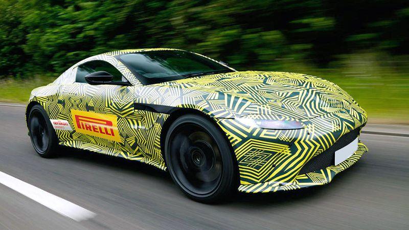2019 Aston Martin Vantage V8 Price Db7 S Price