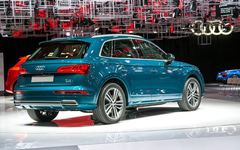 2019 Audi Q5 Dimensions Interior Colors