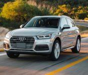 2019 Audi Q5 Safety Rating Options Monsoon Grey