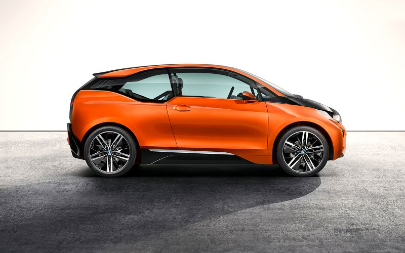 2019 Bmw I3 Canada Carplay Curb Weight