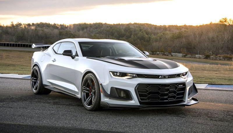 2019 Chevrolet Camaro Ss Price Convertible Price