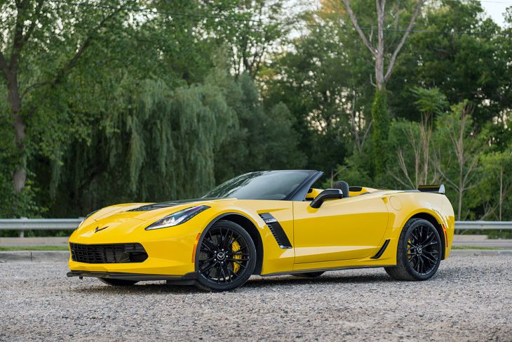 2019 Chevrolet Corvette Z06 Performance Parts Price