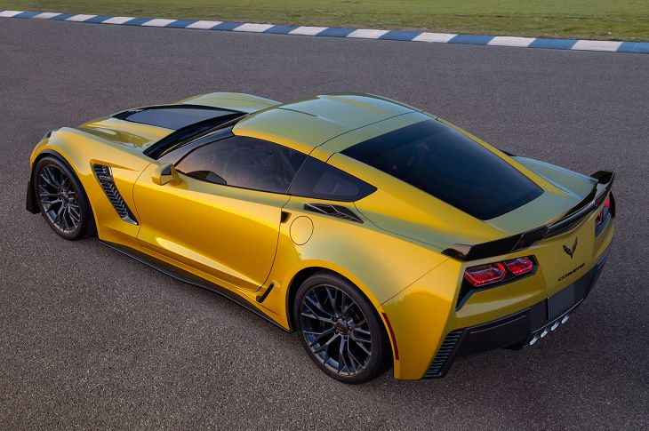 2019 Chevrolet Corvette Z06 Performance Parts Price Otomoto