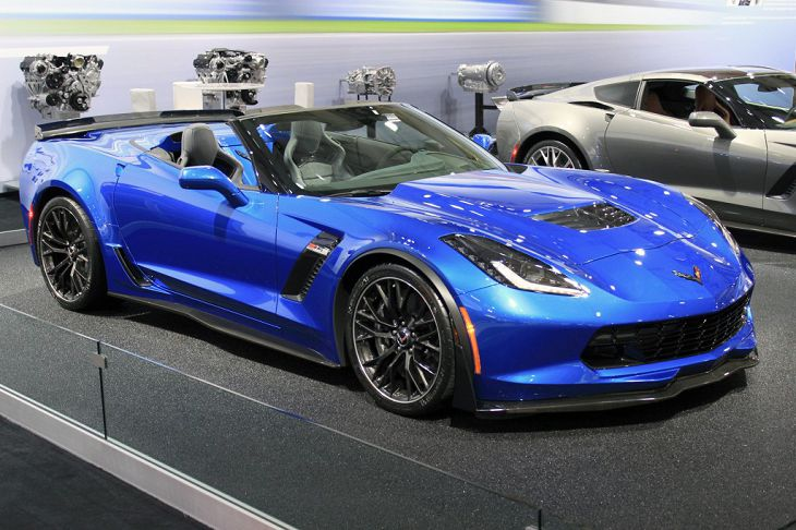 2019 Chevrolet Corvette Z06 Stingray Specs Review