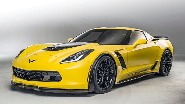 2019 Chevrolet Corvette Z06 Wallpaper Zr1 Z07