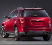 2019 Chevrolet Equinox Sunroof Wheelbase Warranty