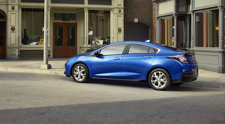 2019 Chevrolet Volt Performance Quick Charger Quebec